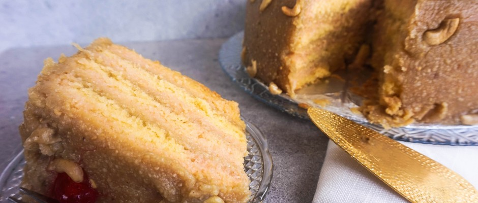 Cashew Cake from Curaçao