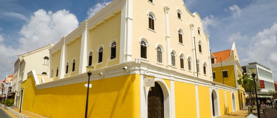 Synagogue in Curaçao