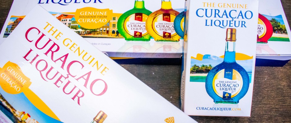 The Curaçao Liqueur Gift Packages at Landhuis Chobolobo