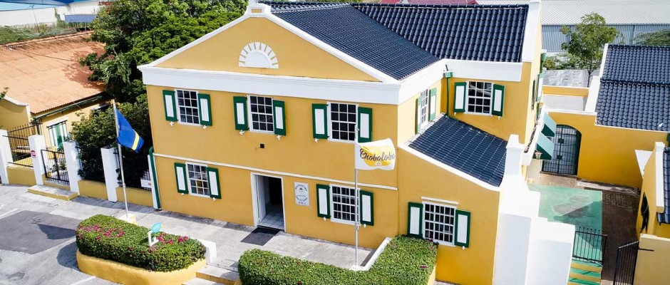 Landhuis Chobolobo: a Country House in Curaçao