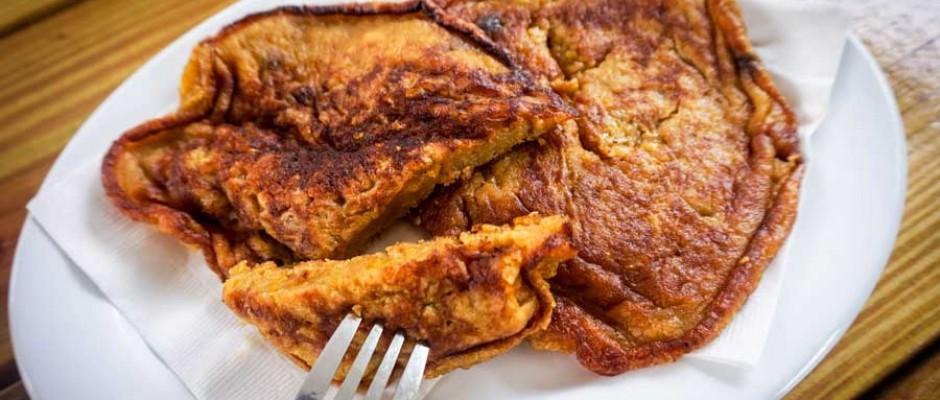 Pumpkin Pancake from Curaçao