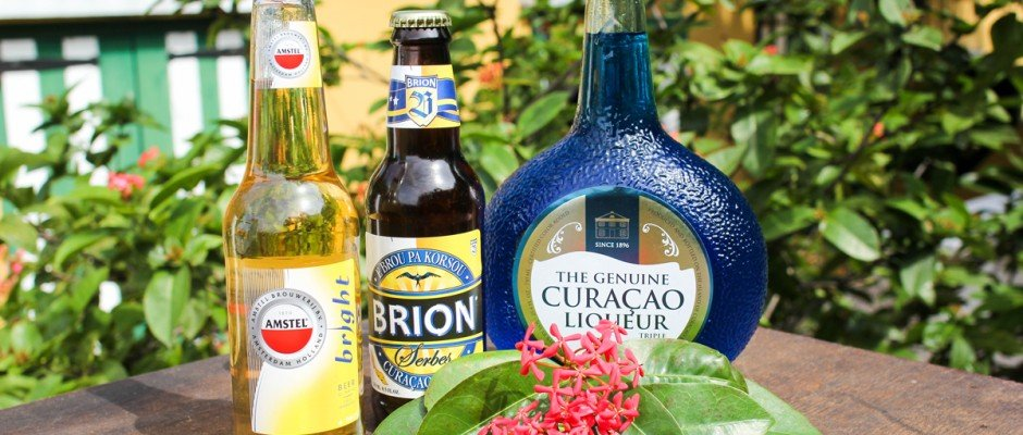 Typical Curaçao Alcoholic Drinks