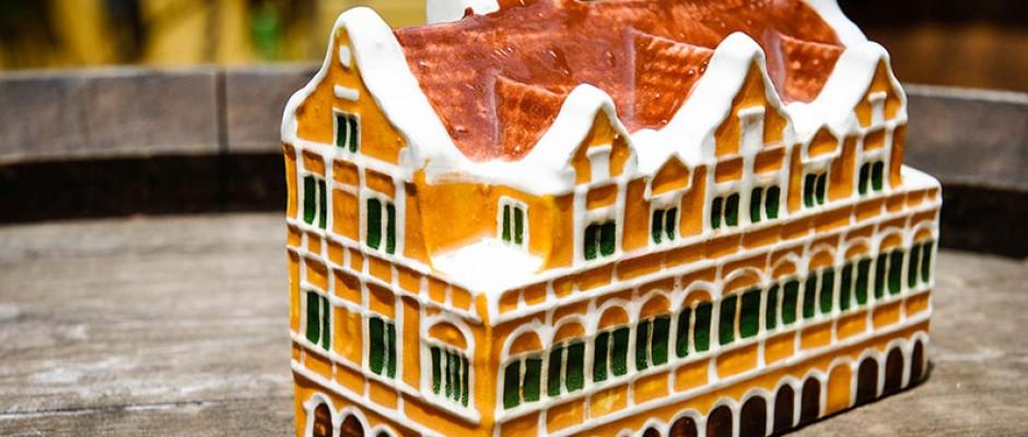 Curaçao Souvenir Ceramic Penha House