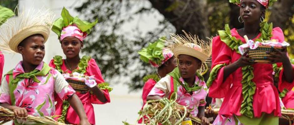 Seu Parade in Curaçao