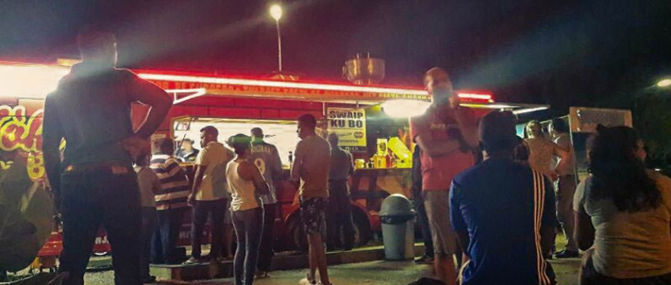 Food Truck in Curaçao