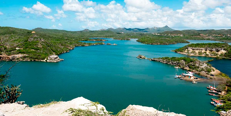 Places to visit in Curaçao: A Nature Day Trip to Banda Abou