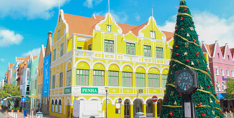 How Christmas is celebrated on Curaçao