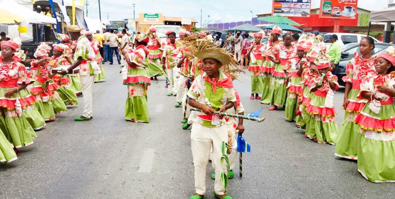 Het Seú-feest op Curaçao
