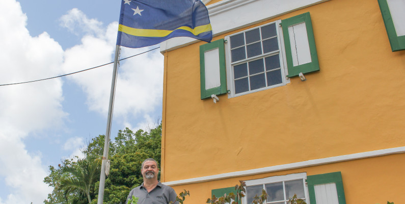 The History of the Curaçao Flag